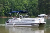 alarka boat dock