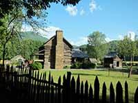 oconaluftee farm museum