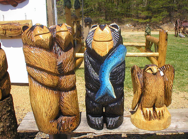 wears valley wood carvings